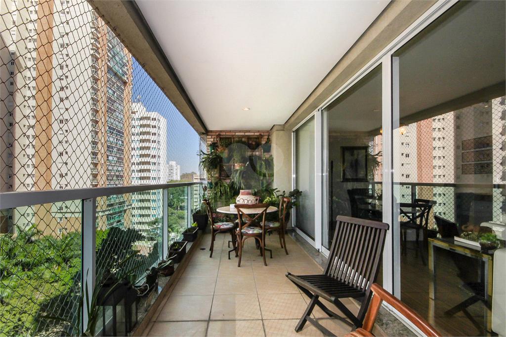 Aluguel Apartamento São Paulo Brooklin Paulista REO263742 1