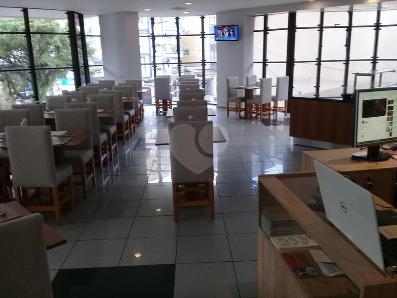 Venda Flat Santos Gonzaga REO264621 18
