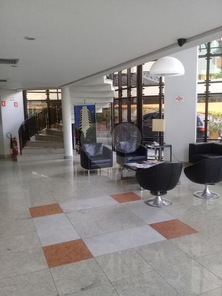 Venda Flat Santos Gonzaga REO264621 16