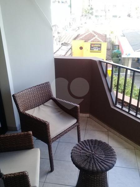 Venda Flat Santos Gonzaga REO264621 11