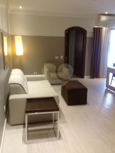 Venda Flat Santos Gonzaga REO264622 2