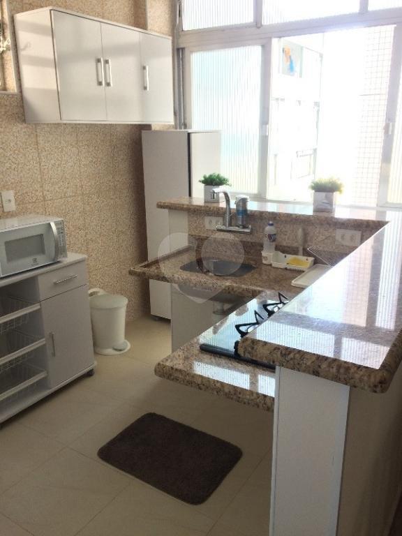 Venda Apartamento Santos José Menino REO265616 5