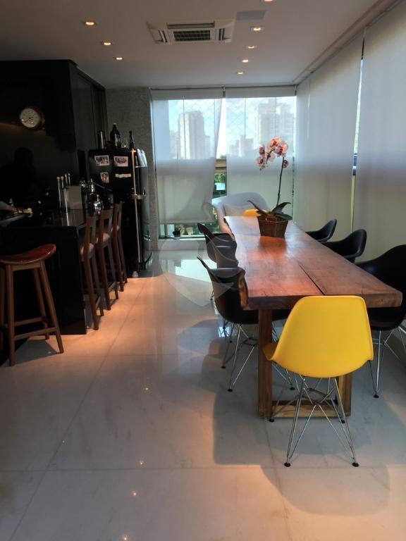 Venda Apartamento Belo Horizonte Savassi REO265861 3
