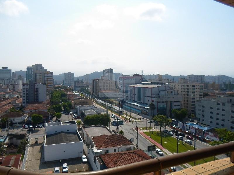 Venda Apartamento Santos Boqueirão REO265885 10