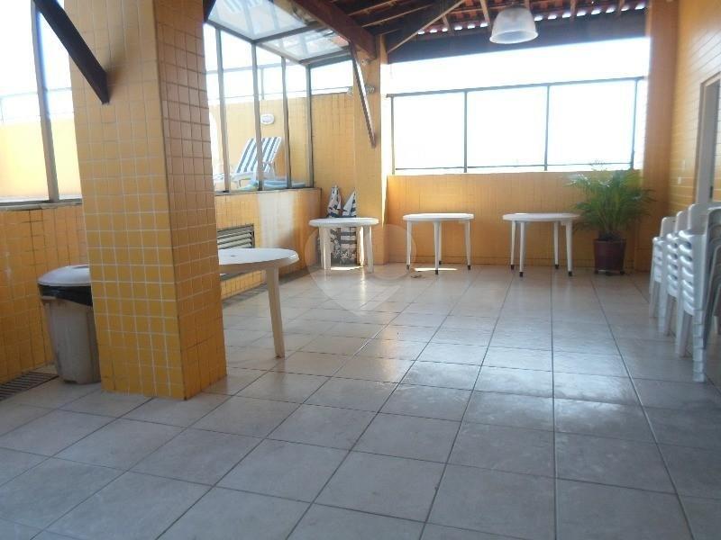 Venda Apartamento Santos Boqueirão REO265885 25