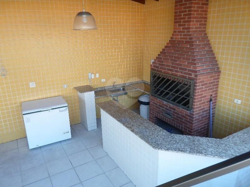 Venda Apartamento Santos Boqueirão REO265885 23