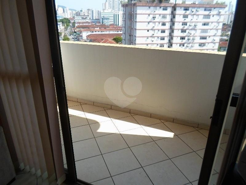 Venda Apartamento Santos Boqueirão REO265885 4