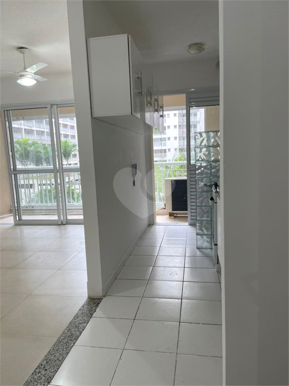 Aluguel Apartamento Santos Vila Mathias REO266303 12
