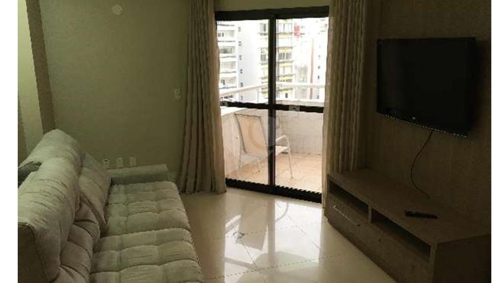 Venda Flat Santos Boqueirão REO267727 2