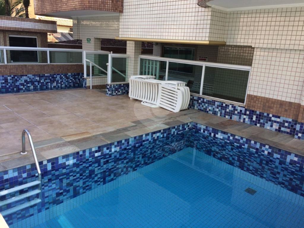 Venda Apartamento Praia Grande Caiçara REO270318 29