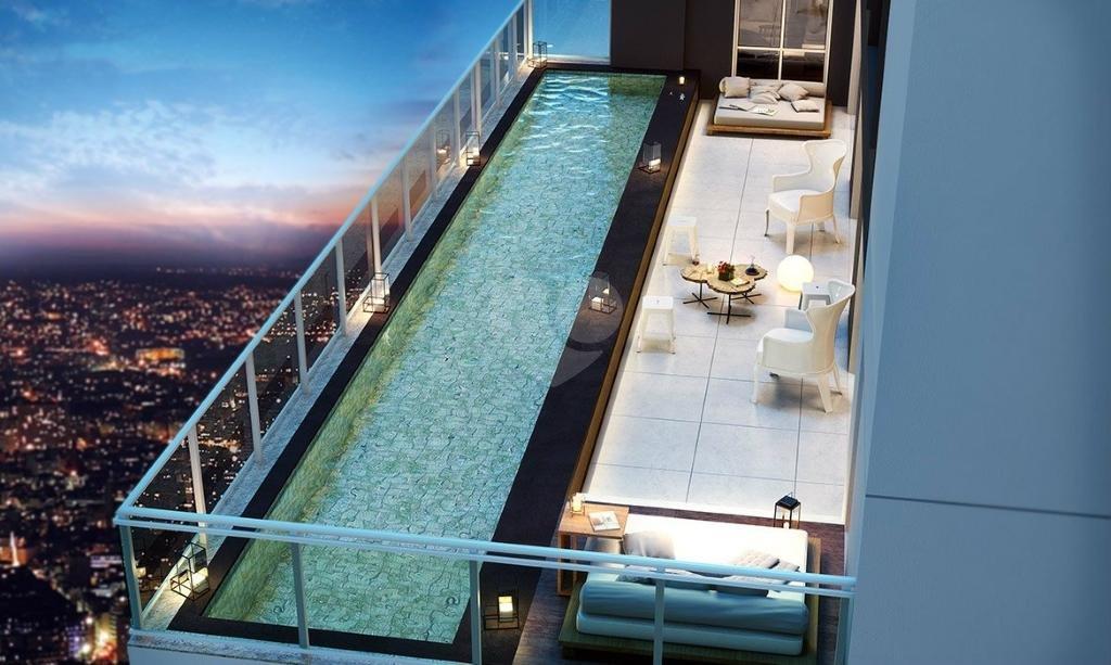 Venda Apartamento São Paulo Pinheiros REO270854 13