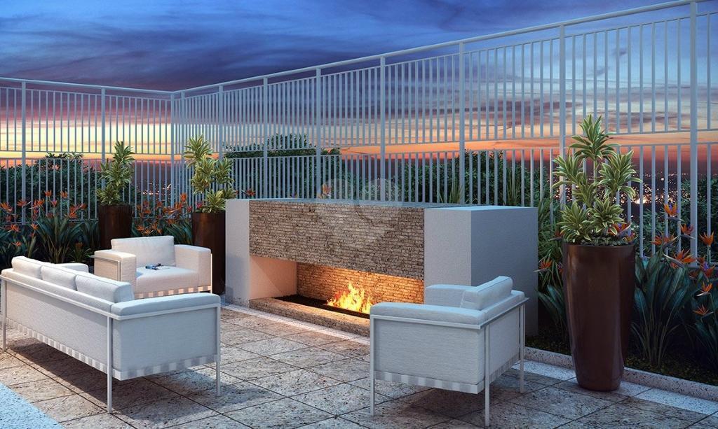 Venda Apartamento São Paulo Pinheiros REO270854 3