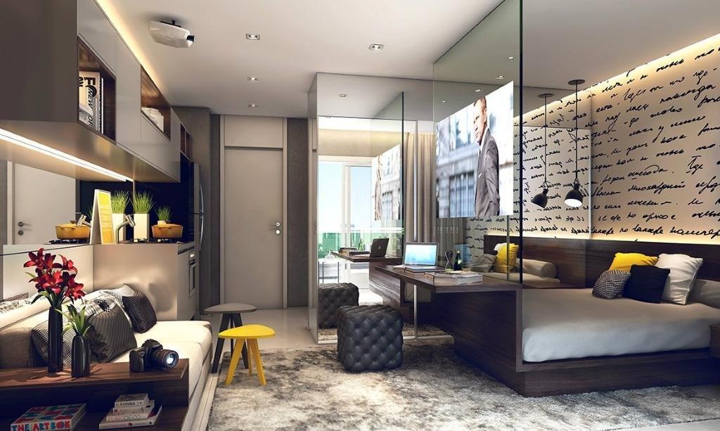 Venda Apartamento São Paulo Pinheiros REO270854 6