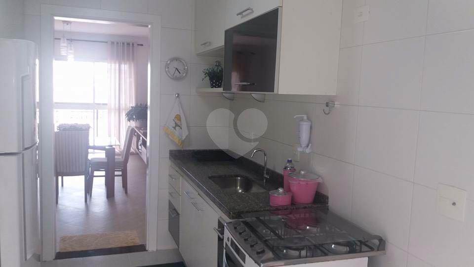Venda Apartamento Santos Gonzaga REO272117 14