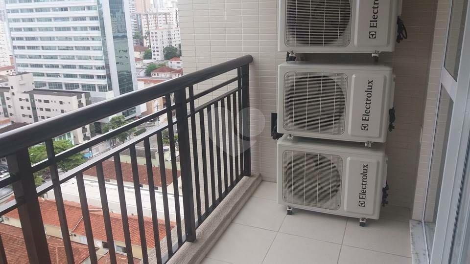 Venda Apartamento Santos Gonzaga REO272117 5