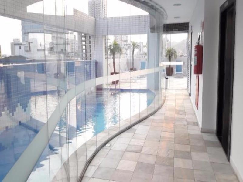Venda Apartamento Santos Gonzaga REO273395 18