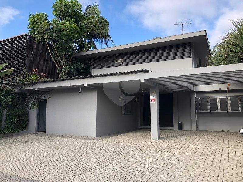 Venda Casa São Paulo Vila Madalena REO27385 2