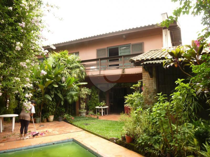 Venda Casa São Paulo Cidade Jardim REO27419 4
