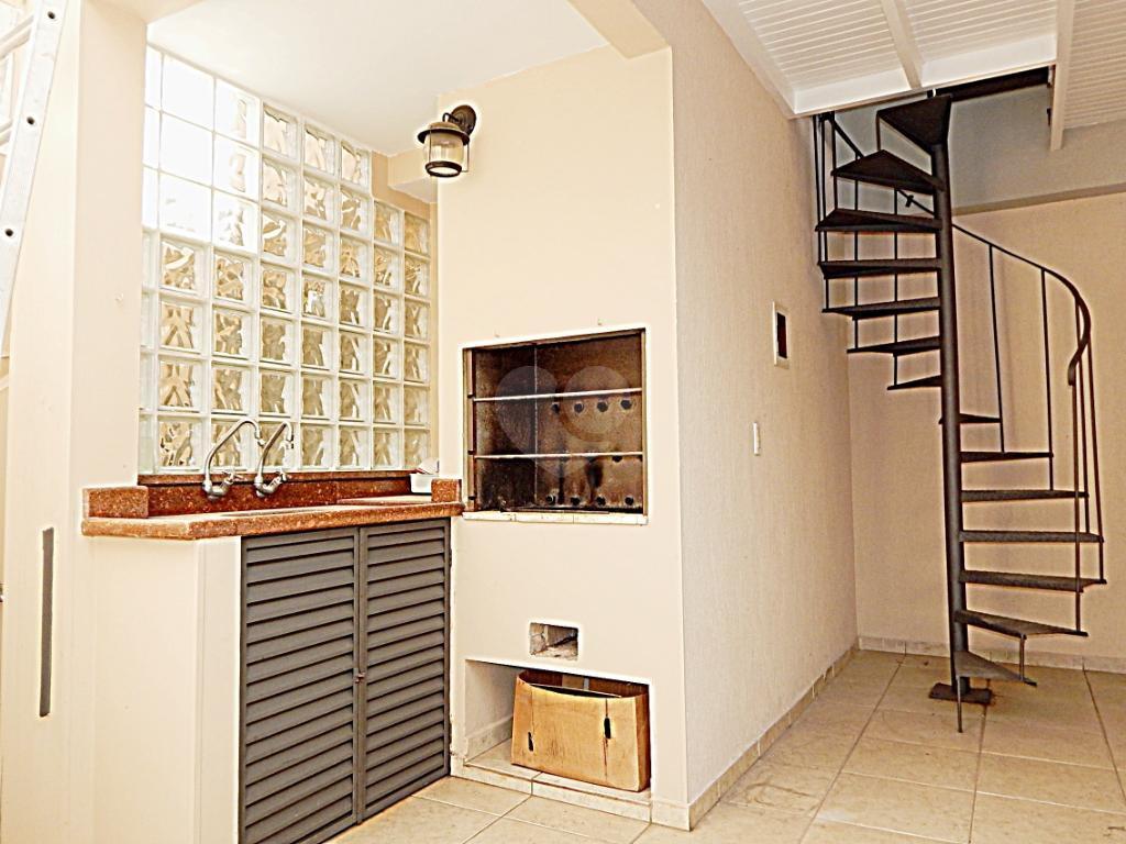 Venda Casa de vila São Paulo Cidade Monções REO278764 1