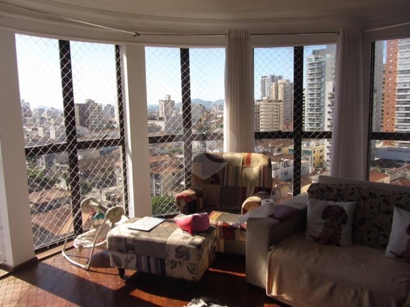 Venda Apartamento Santos Boqueirão REO280769 7