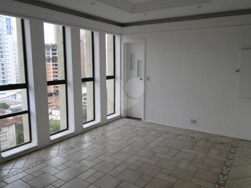 Venda Apartamento Santos Boqueirão REO280769 19