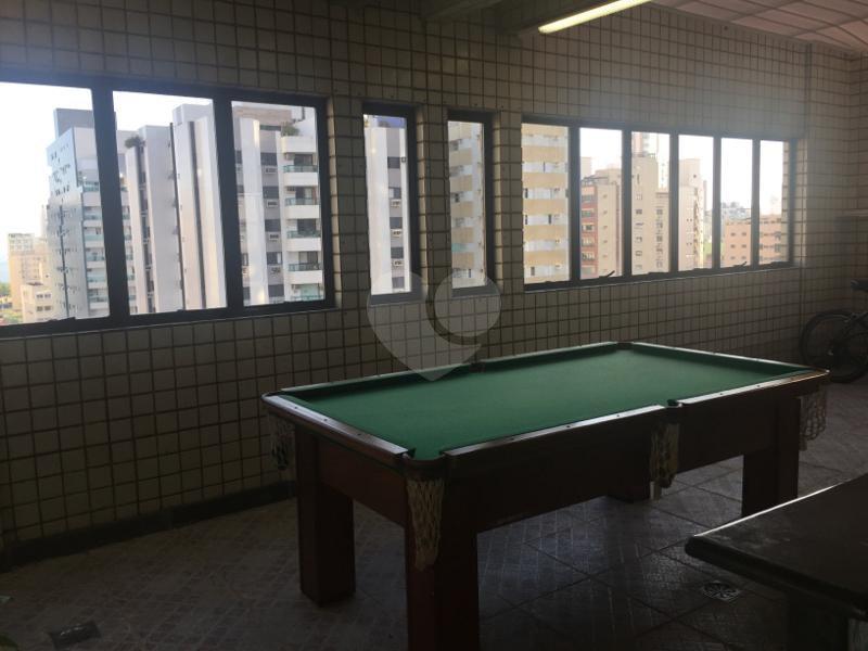Venda Apartamento Santos Boqueirão REO280769 27
