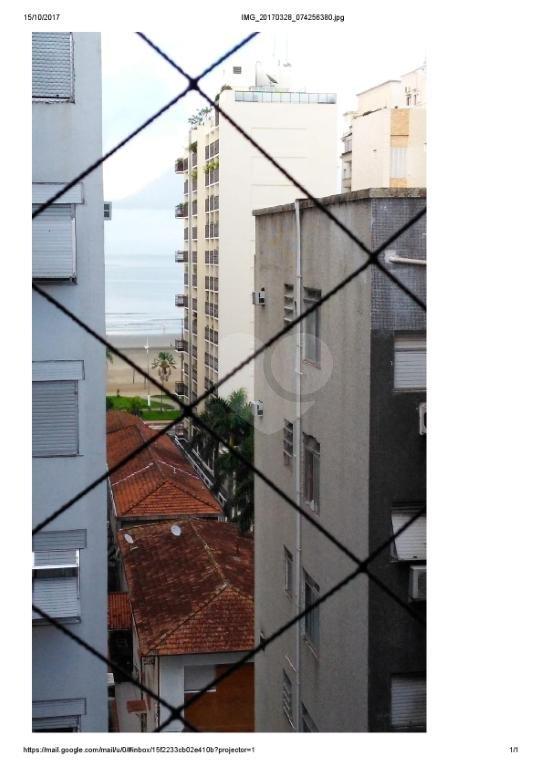 Venda Apartamento Santos Boqueirão REO280792 3