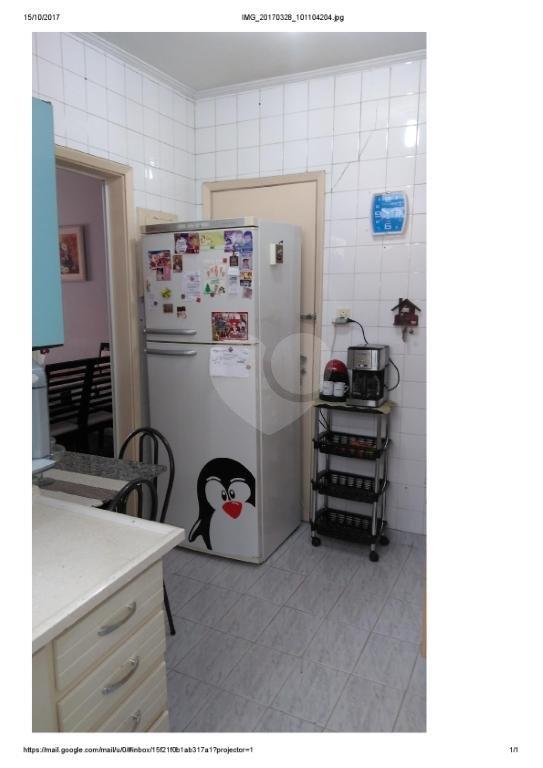Venda Apartamento Santos Boqueirão REO280792 7