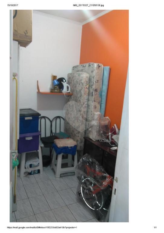 Venda Apartamento Santos Boqueirão REO280792 11