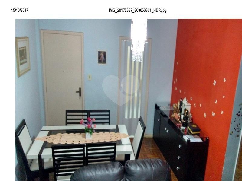 Venda Apartamento Santos Boqueirão REO280792 1