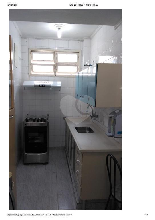 Venda Apartamento Santos Boqueirão REO280792 9