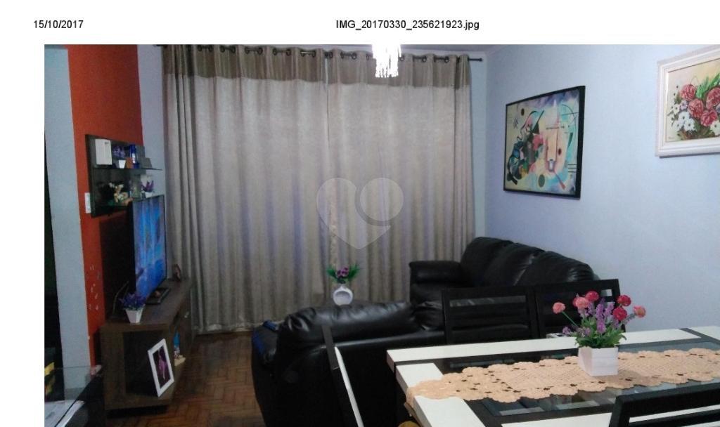 Venda Apartamento Santos Boqueirão REO280792 2
