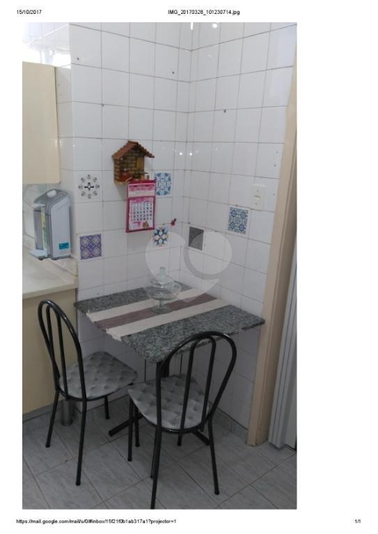 Venda Apartamento Santos Boqueirão REO280792 10