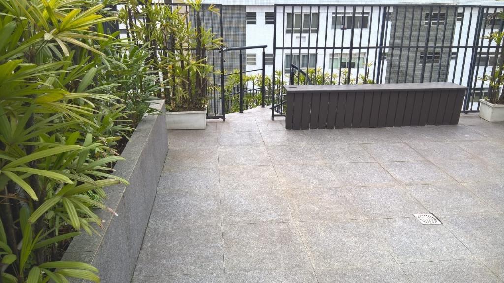 Venda Apartamento Santos Boqueirão REO281515 14