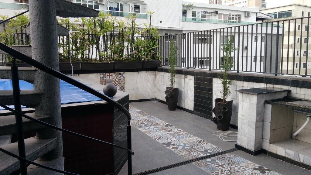 Venda Apartamento Santos Boqueirão REO281515 1