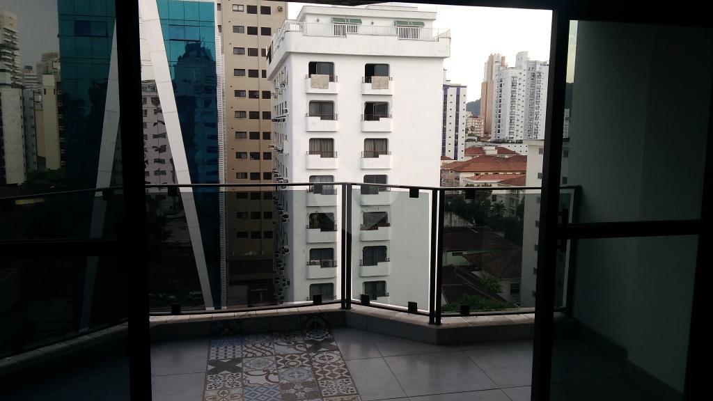 Venda Apartamento Santos Boqueirão REO281515 5