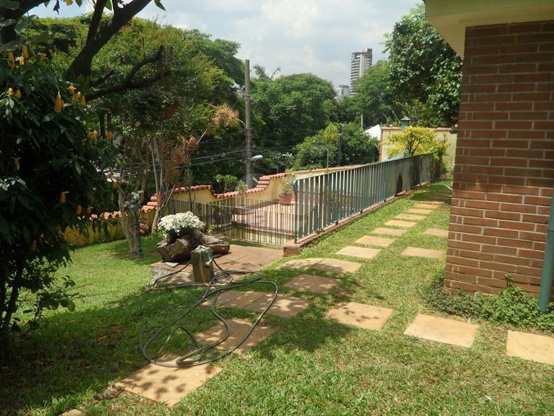 Venda Casa São Paulo Pacaembu REO281563 32