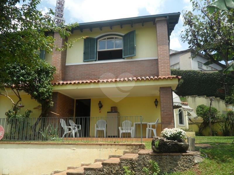Venda Casa São Paulo Pacaembu REO281563 3