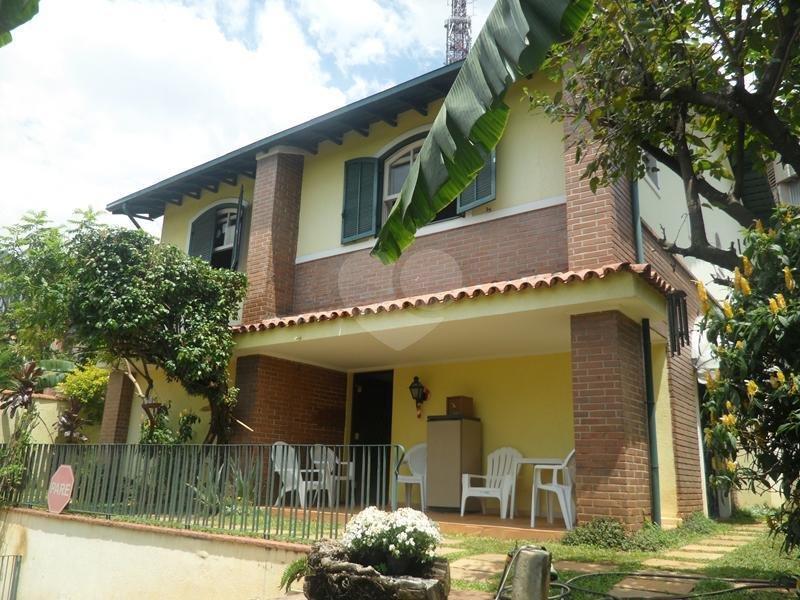 Venda Casa São Paulo Pacaembu REO281563 1
