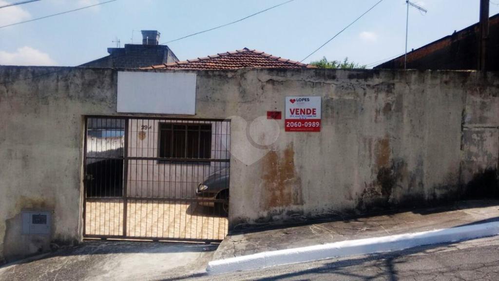 Venda Terreno São Paulo Vila São Nicolau REO281603 1