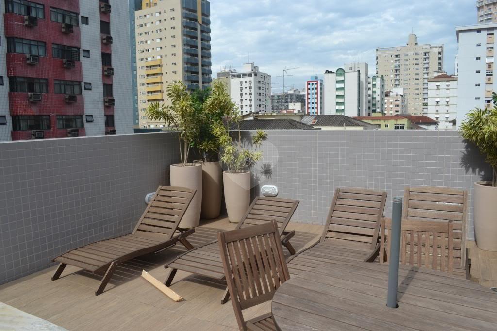 Venda Apartamento Santos Gonzaga REO283954 36