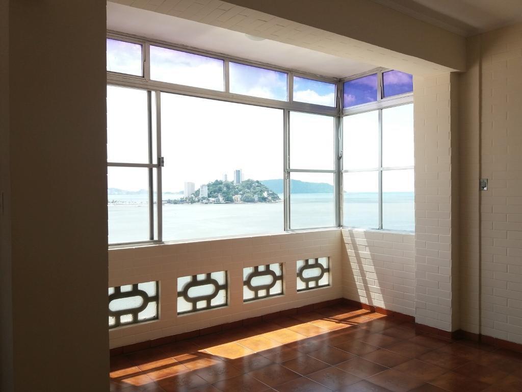 Venda Apartamento São Vicente Morro Dos Barbosas REO286768 9