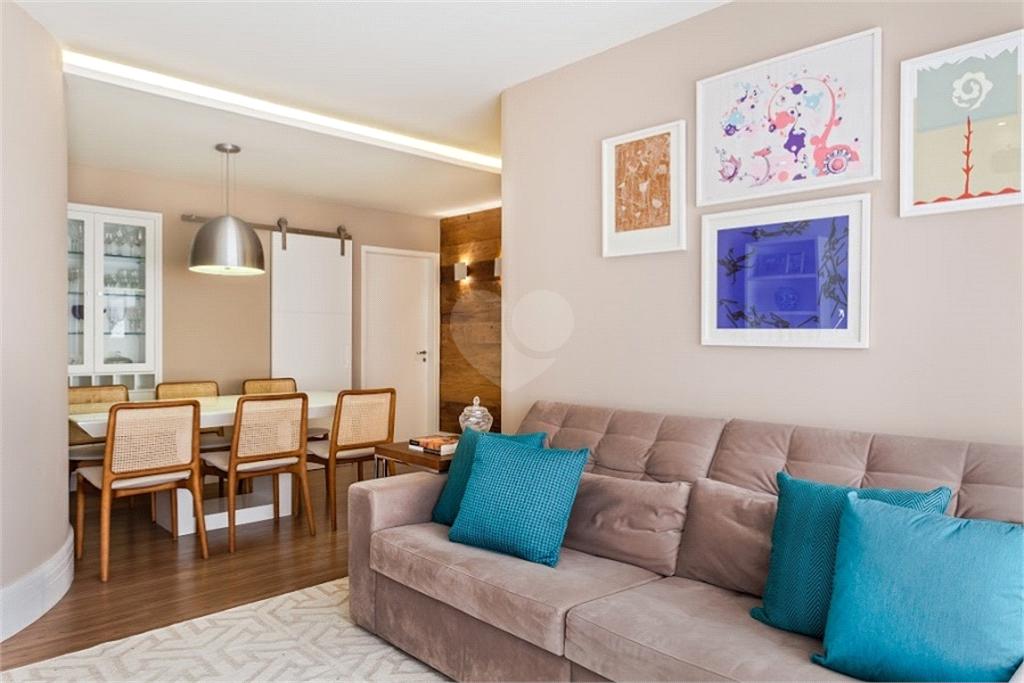 Venda Apartamento São Paulo Pinheiros REO286948 1