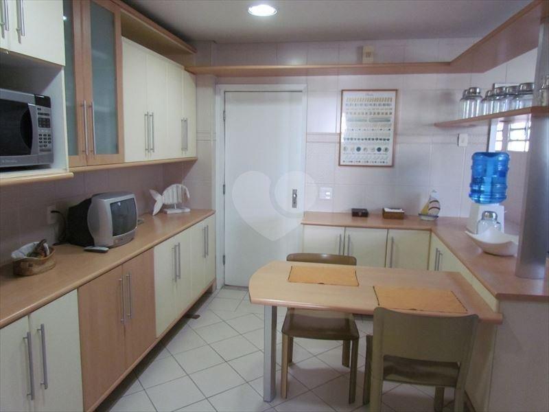 Venda Apartamento Santos Boqueirão REO287445 4