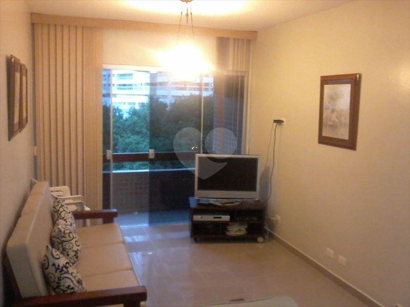 Venda Apartamento Santos Gonzaga REO287464 1