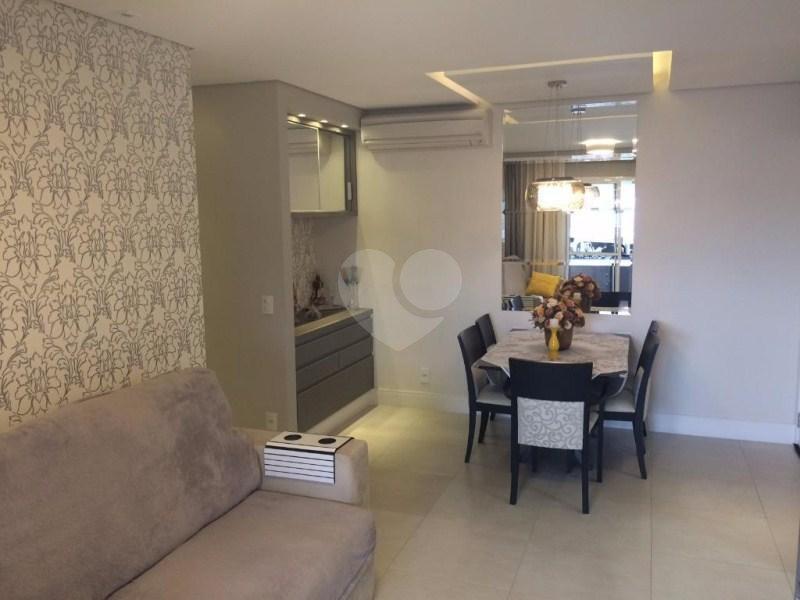 Venda Apartamento Santos Pompéia REO287968 2