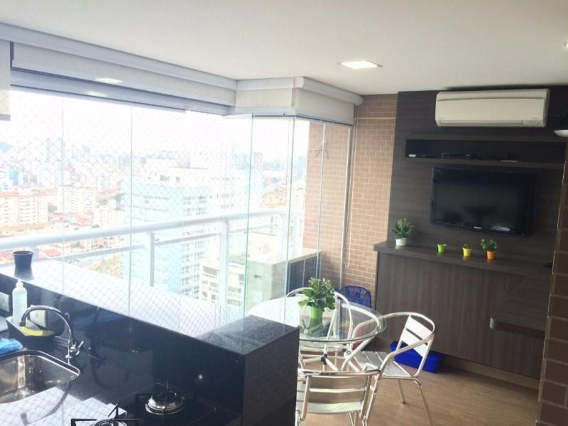 Venda Apartamento Santos Pompéia REO287968 19