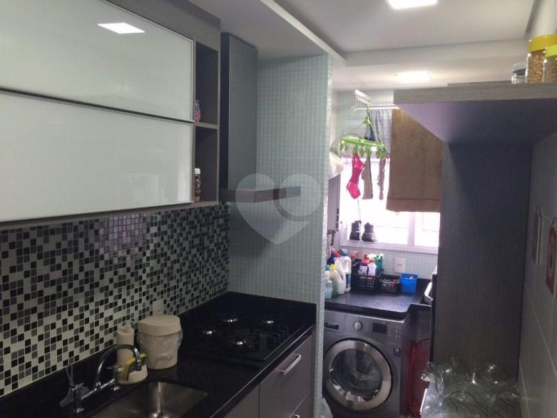 Venda Apartamento Santos Pompéia REO287968 24
