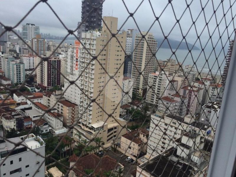 Venda Apartamento Santos Pompéia REO287968 16