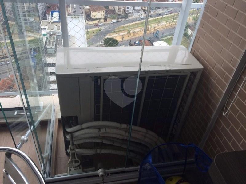 Venda Apartamento Santos Pompéia REO287968 20